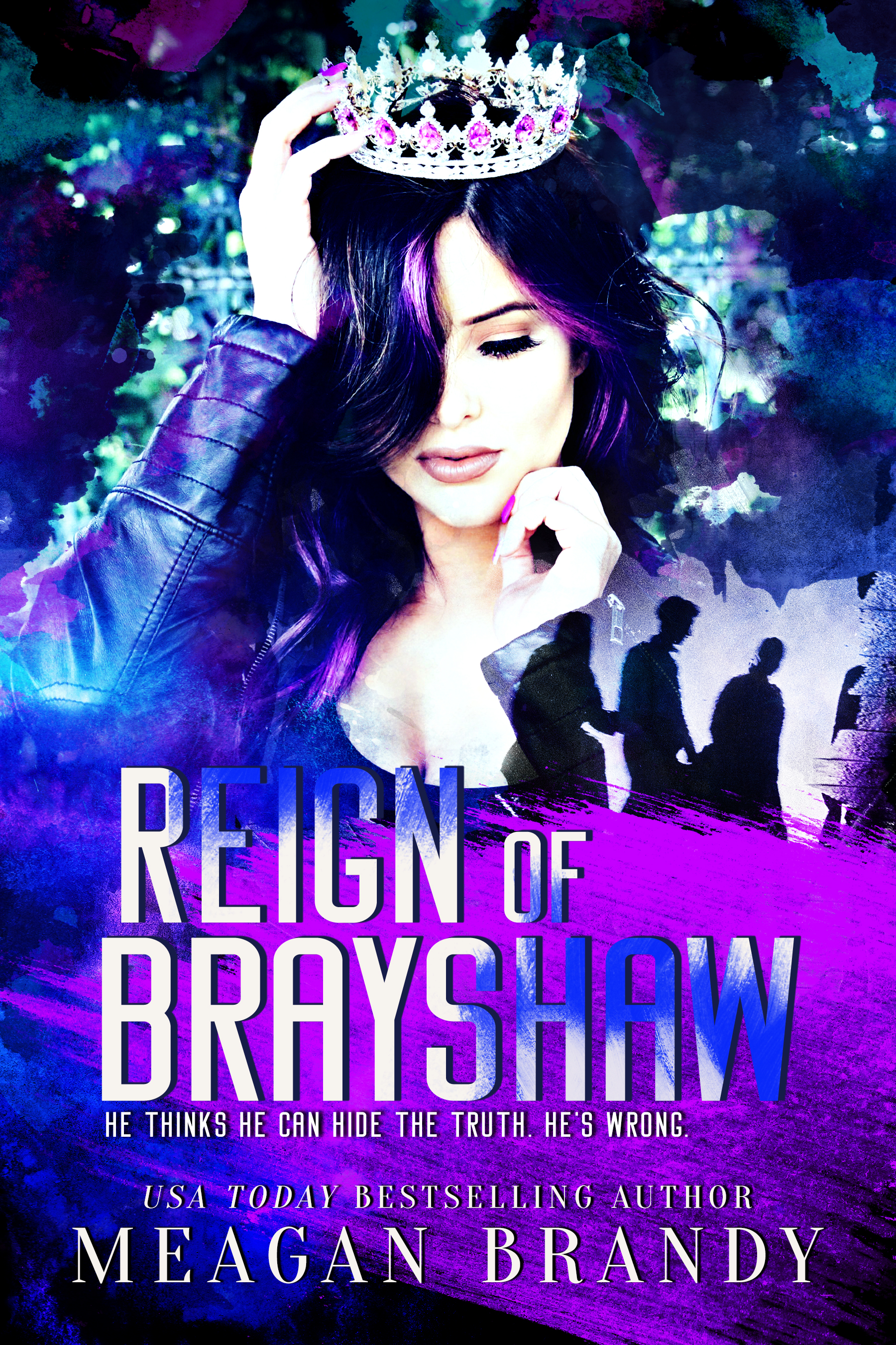 REIGN OF BRAYSHAW-complete