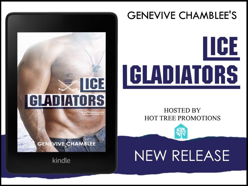 Ice Gladiators Release Banner