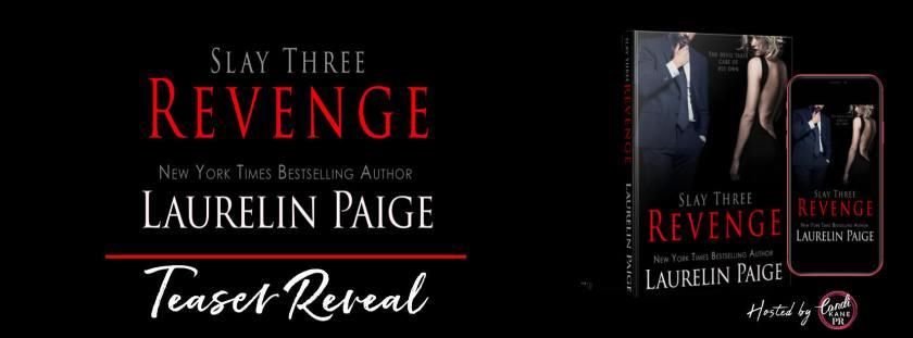 Revenge Teaser Reveal banner