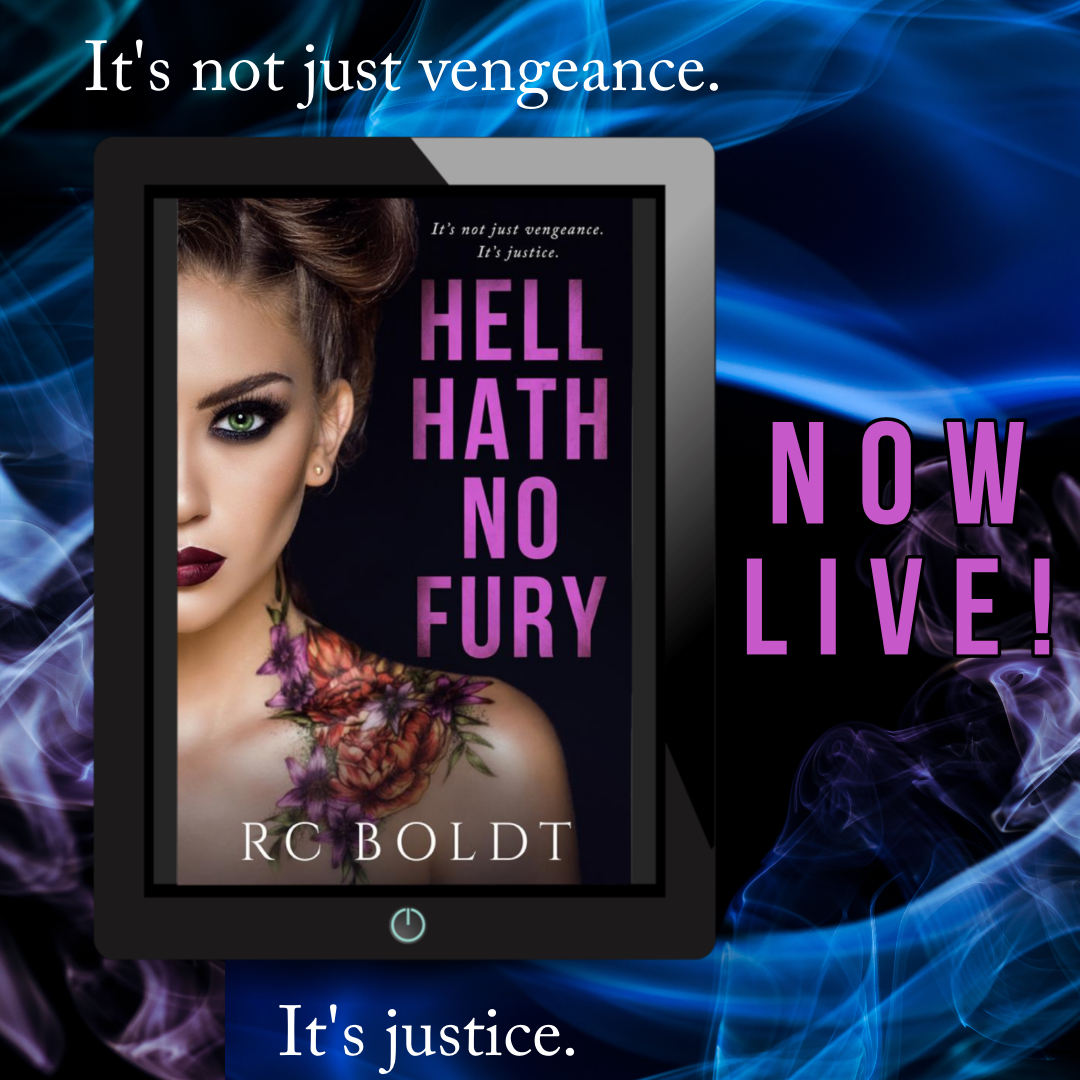 Hell Hath No Fury Now Live 1
