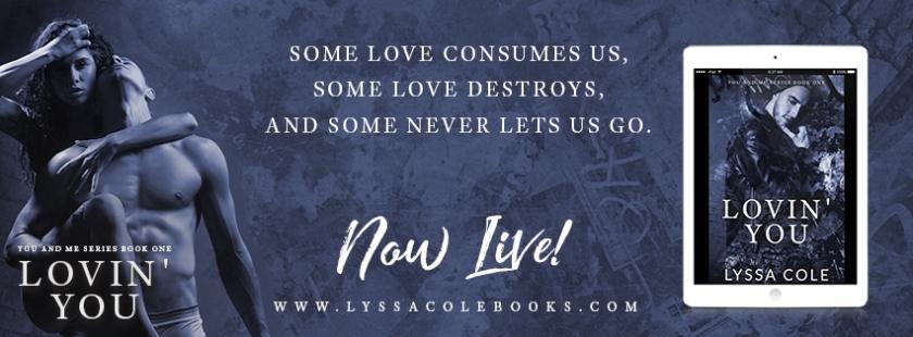 Lovin You Banner-Live